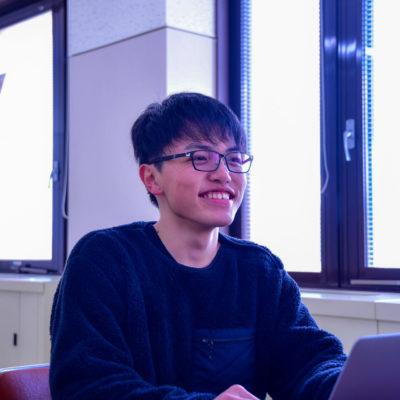 プログラミング以外も学ぶ。新たな挑戦と将来的な目標。鈴木成星さんインタビュー【第3回】