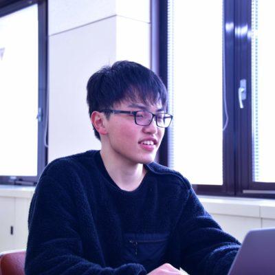 人生初のIT企業インターン。働くことが楽しい理由。鈴木成星さんインタビュー【第2回】